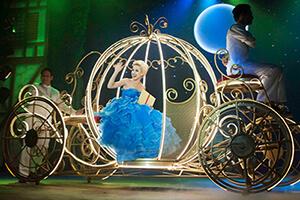 Peça Cinderella