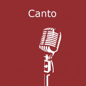 Logo curso canto - microfone | Escola de Música Geração M