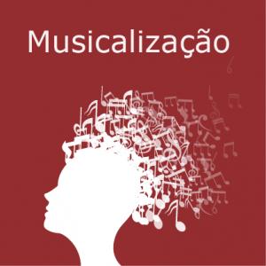 Logo Curso Musicalização - Notas Saindo da Cabeça | Escola de Música Geração M