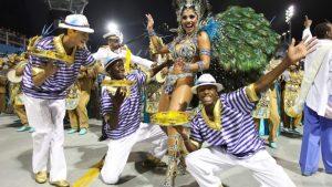 escola de samba instrumentos