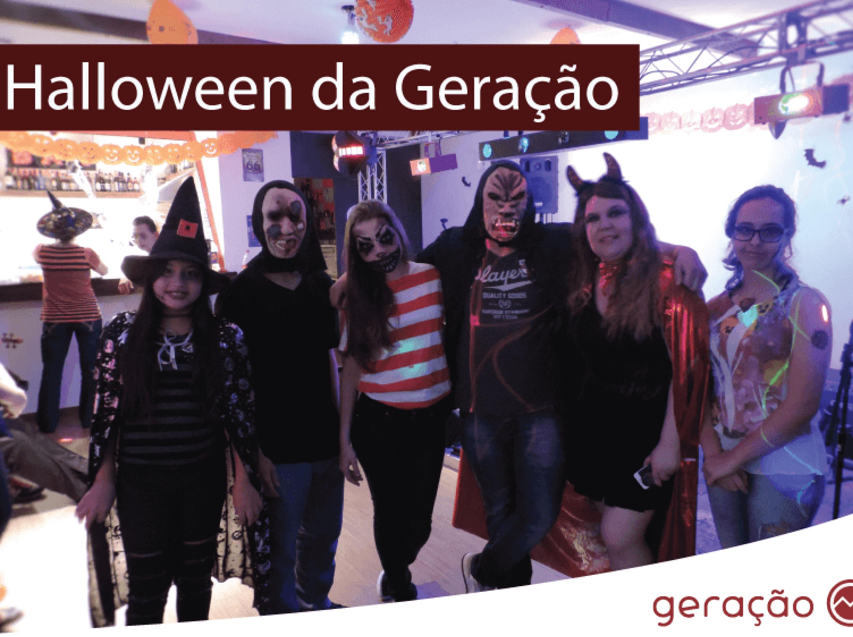 Festa de Halloween 2015
