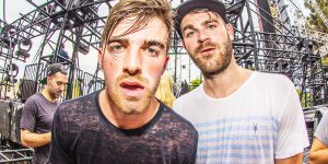 The chainsmokers no lollapalooza