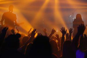 GMusic Festival - foto platéia em um show