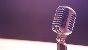 Microfone Clássico