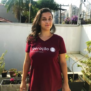 Nathalia Scavone Arrozio - Professora de canto