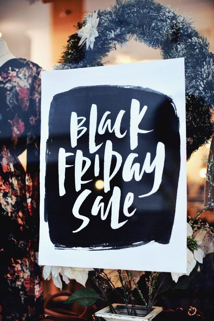 Black Friday - Aula de Música