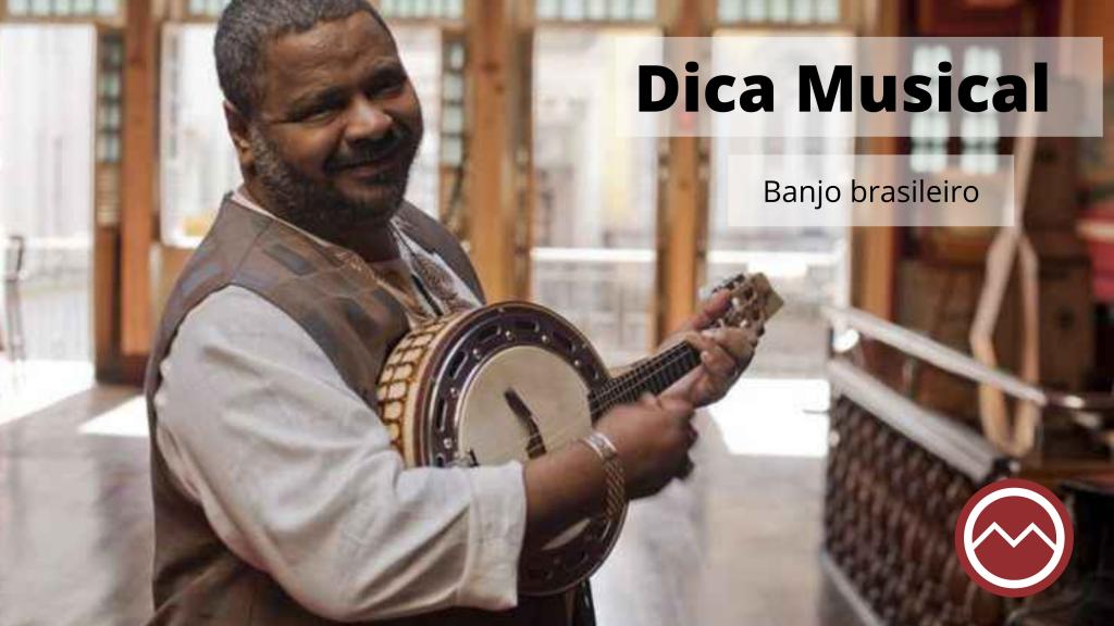 banjo brasileiro arlindo cruz tocando feliz