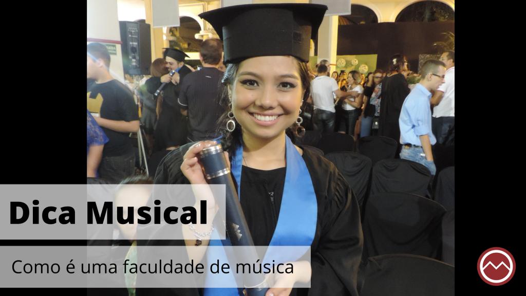 faculdade de música